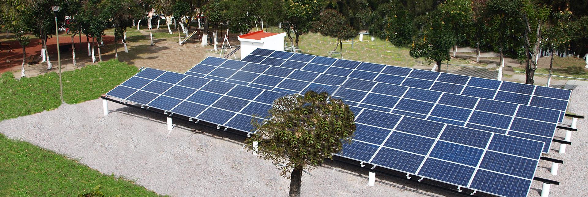 Desde kits residenciales hasta parques fotovoltaicos