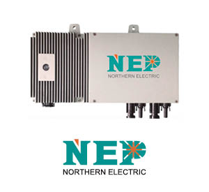 NEP2 Microinversores BDM-300X2 NEP Northern Electric https://conermex.com.mx